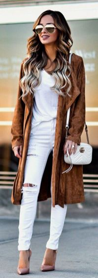 World of jeans cute winter outfits ideas 22