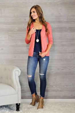 World of jeans cute winter outfits ideas 48