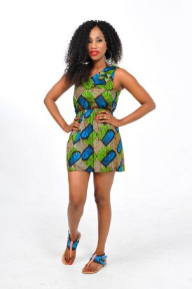 african prints short dresses 11
