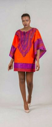 african prints short dresses 3