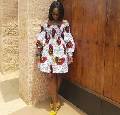 african prints short dresses 30