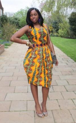 african prints short dresses 33