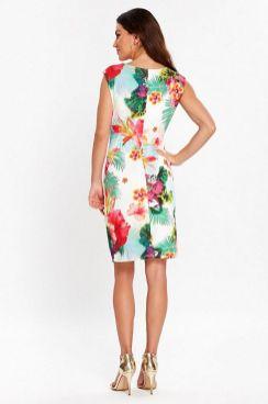 hawaiian prints dresses ideas 1