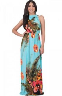 hawaiian prints dresses ideas 21