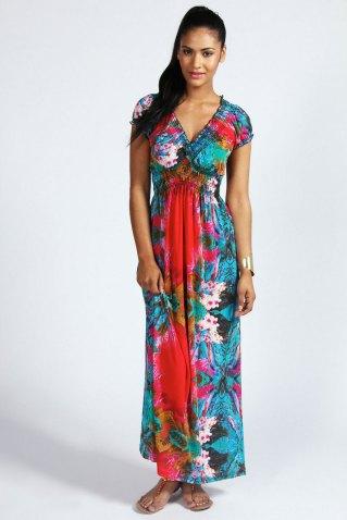 hawaiian prints dresses ideas 33