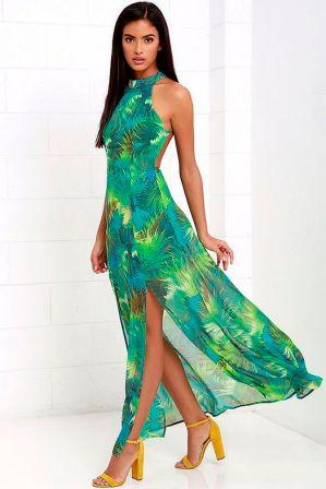 hawaiian prints dresses ideas 41