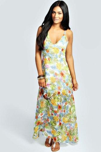 hawaiian prints dresses ideas 51