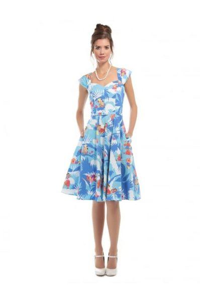 hawaiian prints dresses ideas 59