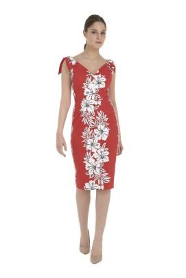 hawaiian prints dresses ideas 6