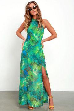 hawaiian prints dresses ideas 67
