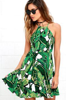 hawaiian prints dresses ideas 69