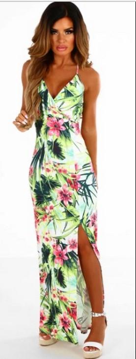 hawaiian prints dresses ideas 9