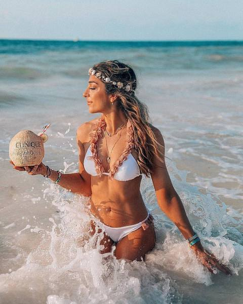 100 Ideas Outfit the Bikinis Beach 100