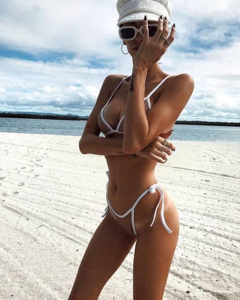 100 Ideas Outfit the Bikinis Beach 103
