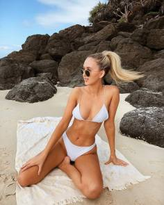 100 Ideas Outfit the Bikinis Beach 113