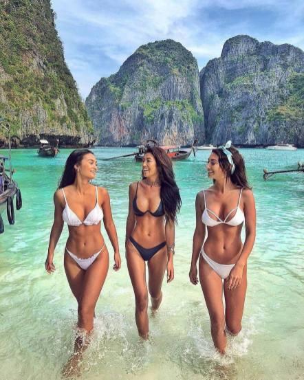100 Ideas Outfit the Bikinis Beach 131