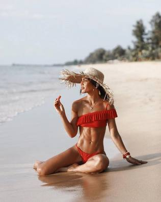 100 Ideas Outfit the Bikinis Beach 4