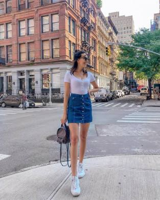 30 Comfortable and Charming Clothing ideas for sightseeing 9