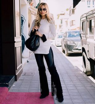 30 Simple Outfit Ideas for women 9