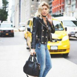 90 Style A Leather Jacket Ideas 21