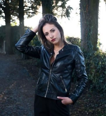 90 Style A Leather Jacket Ideas 24