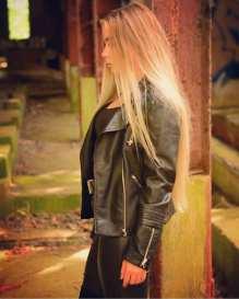 90 Style A Leather Jacket Ideas 26