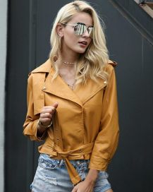 90 Style A Leather Jacket Ideas 33