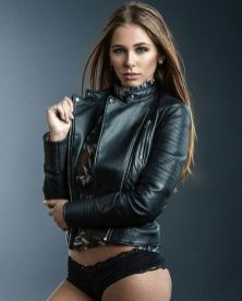 90 Style A Leather Jacket Ideas 34