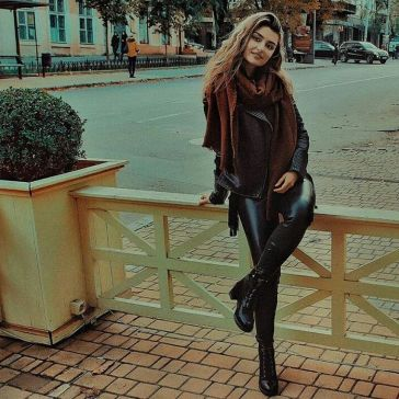 90 Style A Leather Jacket Ideas 55