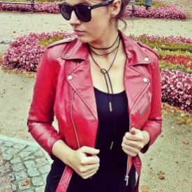 90 Style A Leather Jacket Ideas 57