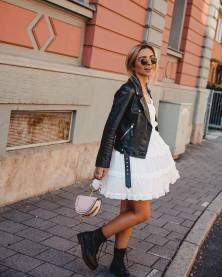 90 Style A Leather Jacket Ideas 73