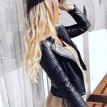 90 Style A Leather Jacket Ideas 79
