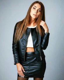 90 Style A Leather Jacket Ideas 9