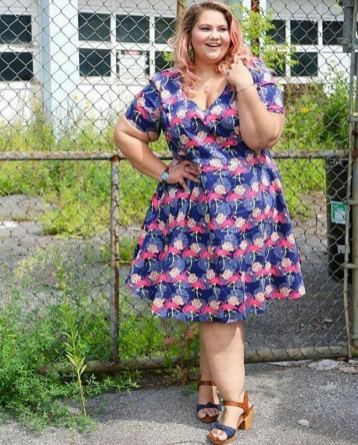 Big Size Outfit Ideas 105