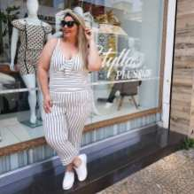 Big Size Outfit Ideas 110