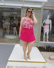 Big Size Outfit Ideas 111