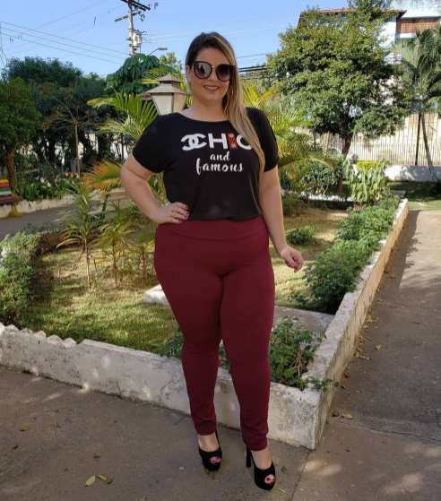 Big Size Outfit Ideas 118