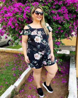 Big Size Outfit Ideas 134