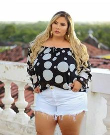 Big Size Outfit Ideas 25