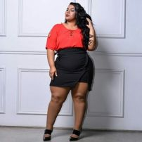 Big Size Outfit Ideas 3