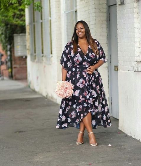 Big Size Outfit Ideas 33