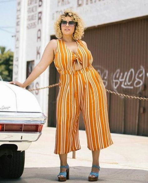 Big Size Outfit Ideas 35