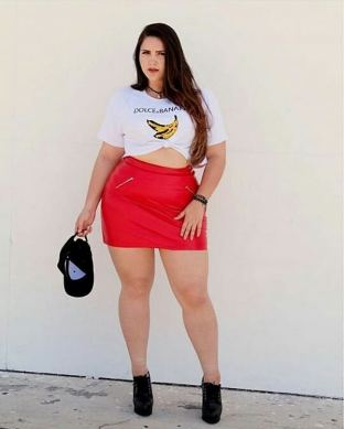 Big Size Outfit Ideas 4