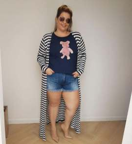 Big Size Outfit Ideas 47