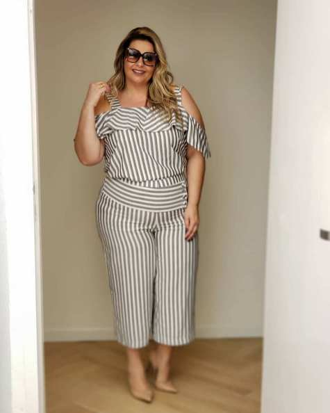 Big Size Outfit Ideas 50