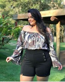 Big Size Outfit Ideas 61