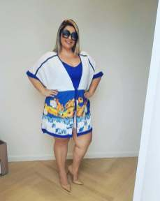 Big Size Outfit Ideas 66