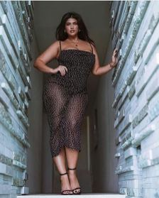 Big Size Outfit Ideas 69