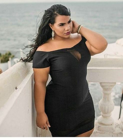 Big Size Outfit Ideas 7