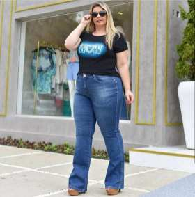 Big Size Outfit Ideas 86